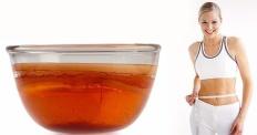 Похудеть благодаря чайному грибу
